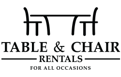 Image Result For Table And Chair Rentals Leduc